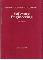 Software engineering: instructor's…