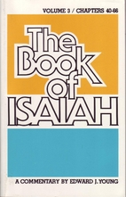 The Book of Isaiah, Volume III: Chapters…
