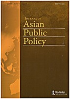 Journal of Asian Public Policy Vol.2 No.2,…