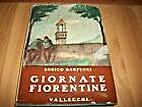Giornate Fiorentine by Enrico Barfucci
