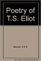 The Poetry of T. S. Eliot (Routledge Library…