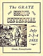 The Gratz Sesquicentennial, 1805-1955. by…