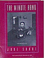 The Minute Hand (Winner Lamont Poetry, 1986)…
