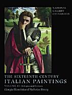 The Sixteenth Century Italian Paintings…