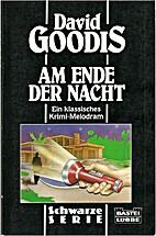 Am Ende der Nacht. ( Schwarze Serie). by…