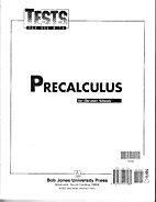 Precalculus for Christian Schools Tests…