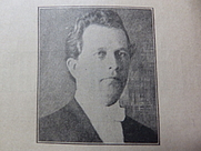 Author photo. E. M. Borden, Sr. (42 yrs. old)