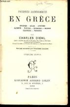 EXCURSIONS ARCHEOLOGIQUES EN GRECE / MYCENES…