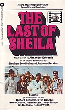 The Last of Sheila by Alexander Edwards