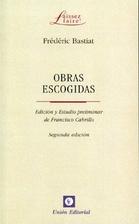 Obras escogidas by Claude Frédéric Bastiat