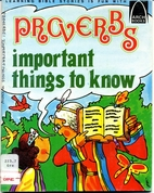 Proverbs-Important Things to Know by Carol…