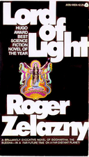 Lord of Light by Roger Zelazny