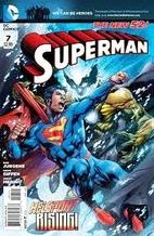 Superman, Vol. 3 # 7 by Dan Jurgens