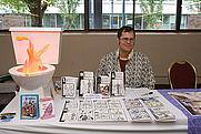 Author photo. photo by <a href=&quot;http://www.flickr.com/people/oceanyamaha/&quot;>Joshin Yamada</a><br>Stumptown Comics Festival 2007