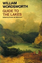 Guide to the Lakes by William Wordsworth