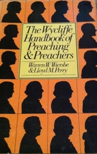 The Wycliffe Handbook of Preaching and…