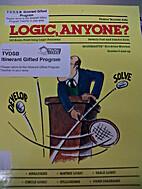 Logic Anyone? One Hundred Sixty-Five…