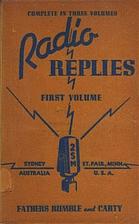 Radio Replies: Volume One by Leslie Rumble