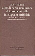 Metodi per la risoluzione dei problemi nella…