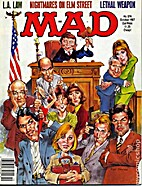 Mad Magazine No. 274 Oct 1987 by Albert B.…