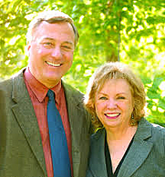 Author photo. Allen and Linda Anderson
