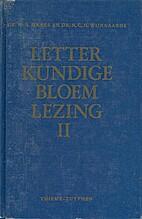 Letterkundige bloemlezing : Deel II by W. A.…