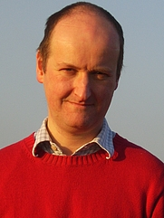 Author photo. Courtesy of Alexander Mortimer
