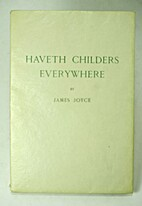 Haveth Childers Everywhere : fragment of…