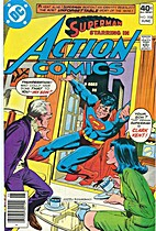 Action Comics # 508 by Cary Bates