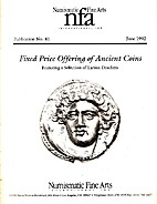 Numismatic Fine Arts - Fixed Price Offering…