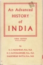 An Advanced History of India by R. C.…