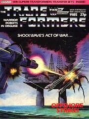 The Transformers 24 by Bob Budiansky