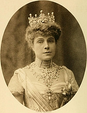 Author photo. Image from <b><i>The thread of life</i></b> (1912) by Eulalia, Infanta of Spain