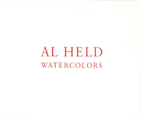Al Held Watercolors by Andrew Forge