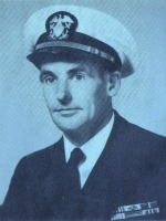 Author photo. Capt. Kenneth Dodson, USN