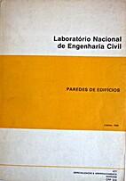 LNEC - Paredes de Edifícios by LNEC