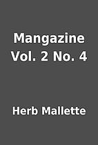 Mangazine Vol. 2 No. 4 by Herb Mallette
