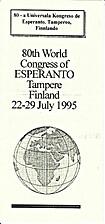 80th World Congress of Esperanto, Tampere,…