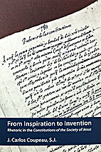From inspiration to invention : rhetoric in…