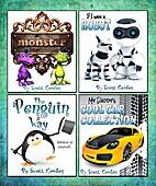 Four Fantastic Bedtime Stories for Children…