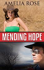 Mending Hope: Contemporary Western Romance…