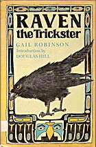 Raven the Trickster by Gail Robinson