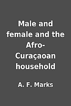 Male and female and the Afro-Curaçaoan…