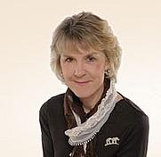 Author photo. Corinne Fenton