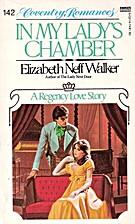 In My Lady's Chamber (Signet Regency…
