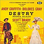 Destry Rides Again by cast recording