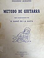 Metodo De Guitarra by R. Sainz De La Maza
