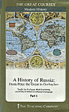 A History of Russia: From Peter the Great to…