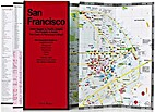 San Francisco (The Red Map) by Red Maps
