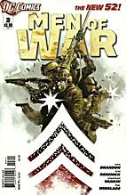 Men of War #3 by Ivan Brandon